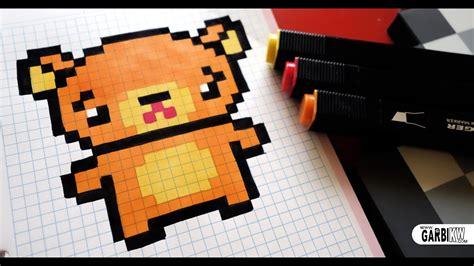 How To Draw Kawaii Teddy Bear