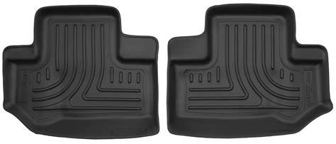 Jeep Husky Liner Floor Mats by Husky Liners 53581 X Act Contour 2nd Row Floor Liner 2011