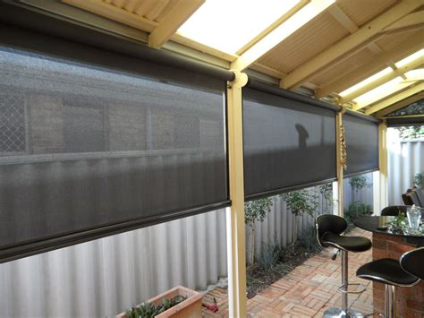 outdoor blinds perth action awnings