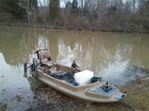 Duck Hunting And Fishing Boats by My Plastic Quot Duck Quot Fishing Boat
