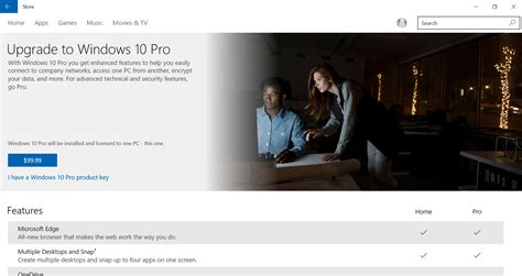How To Upgrade To Windows 10 Pro From Windows 10 Home
