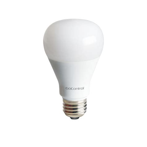 gocontrol z wave 60w equivalence bright white a19 dimmable