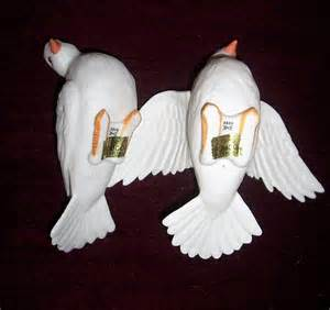 homco home interiors catalog home interiors homco white doves 8856 retired figurines