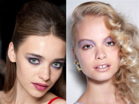 The Big Makeup Trends For  Spring Summer  Beauty