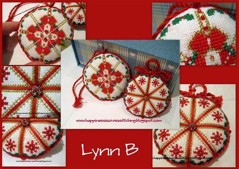 happiness is cross stitching christmas cross stitch