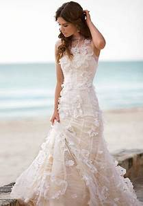 beach theme wedding dress ideas 12 outfit4girlscom With beach theme wedding dresses