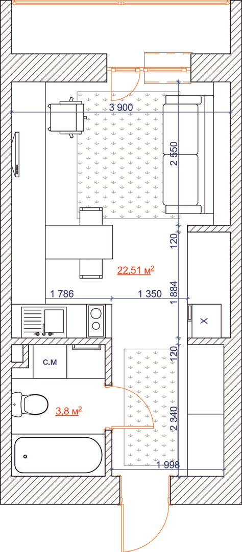 square floor plans 4 inspiring home designs under 300 square feet with floor plans