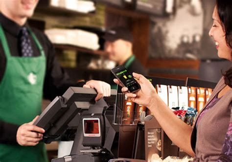 licensing  mobile payments system    starbucks