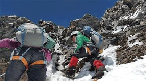 The Top Expedition Women Climbing For Climate