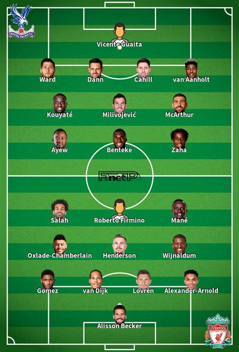 ᐉ Liverpool vs Crystal Palace Live Stream & Tip - 24 Jun