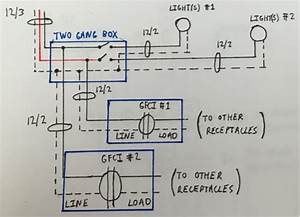 Electrical - Need Help Designing A Circuit Layout And Wiring Diagram For A Garage