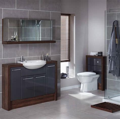 bathroom ideas in grey 28 gray bathroom decorating ideas modern grey