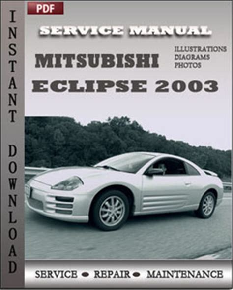 auto manual repair 2003 mitsubishi eclipse electronic throttle control mitsubishi eclipse 2003 service manual download repair service manual pdf