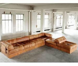 Couch Leder Cognac : de sede ds88 sectional sofa in cognac leather for sale at 1stdibs ~ Frokenaadalensverden.com Haus und Dekorationen