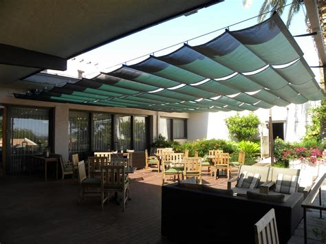 commercial retractable awnings   business