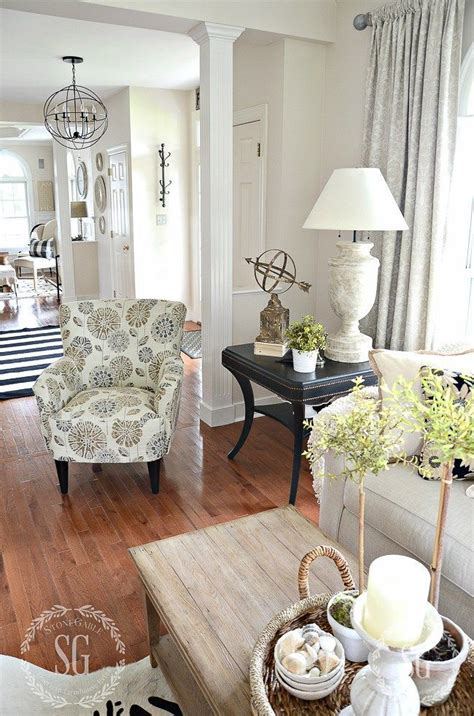 Get Look Farmhouse Style by Get The Look Refined Farmhouse Style My Bent Is A