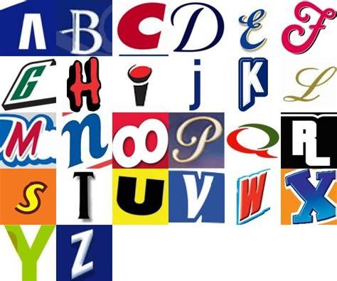Brands And Logos Alphabetically