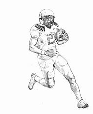 Best Football Player Drawings Ideas And Images On Bing Find What