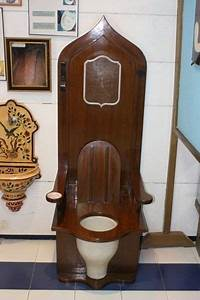 Throne And Toilet
