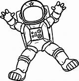 Astronaut Coloring Pages Printable Space Moon Preschool Holding Adult Face Spring Cool Glass Cute Mermaid Uploaded Mcclure Earth Orlando Below sketch template