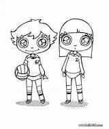 Volleyball Coloring Voleibol Dibujos Desenhos Colorear Hellokids Volley Colorir Desenho Jugadora Ball Imprimir Volei Coloriage Deportes Joueurs Jeunes Gratuit Ausmalbilder sketch template