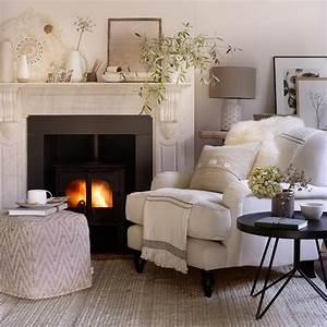 White, Living, Room, Ideas