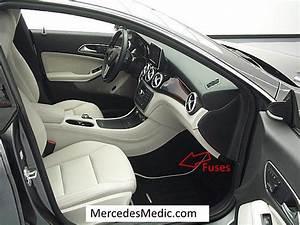 Cla Fuses Box Location Map Diagram Designation Mercedes Benz C117  U2013 Mb Medic