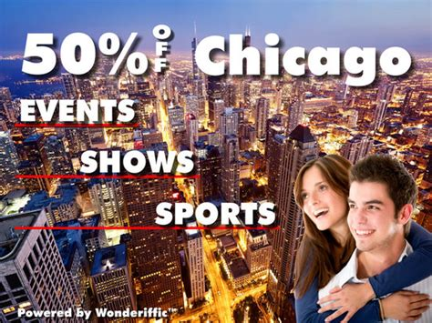 chicago shows events guide sports