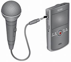 Using An External Stereo Microphone