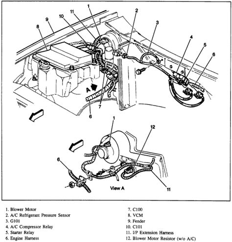 2001 Chevy Cavalier Starter Wiring Diagram by I A 1997 4wd Chevy S10 I Been An