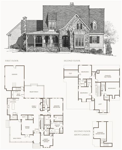 home designs plans ideas dfd house plans craftsman style house craftman