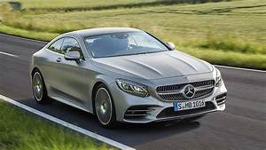 Mercedes Classe S Coupé : 2018 mercedes benz s class coupe to have a six figure ~ Melissatoandfro.com Idées de Décoration