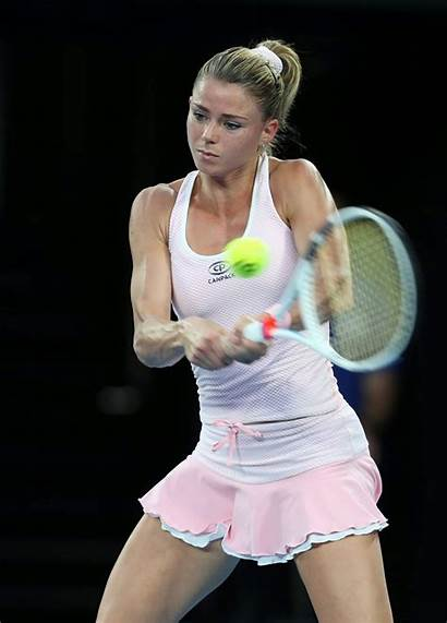 Giorgi Camila Tennis Open Australian Melbourne Tournament