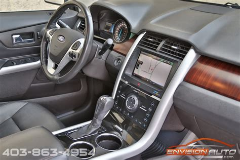 ford edge limited awd envision auto