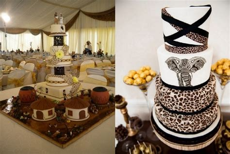 cuisine ivoire inspiration 11 gâteaux de mariage sur le thème de l