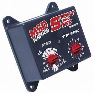 Msd Timing Retard Control Start  U0026 Step Timing Retard