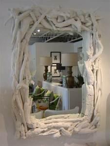 voyez le monde dans le miroir a bois flotte With marvelous idee couleur escalier bois 0 renovation escalier la meilleure idee deco escalier en un