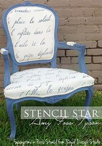 93 best stencil stars great customer stencil projects With what kind of paint to use on kitchen cabinets for letter stencils for wall art