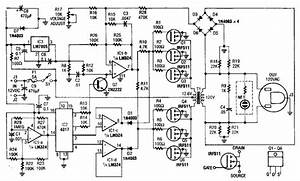 True Sine Wave Inverter Circuit Diagram  U2013 Ireleast Circuit