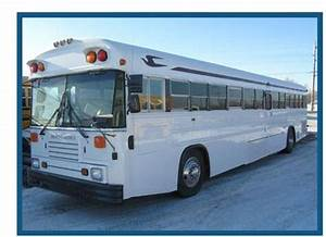 1999 Blue Bird Re Commercial Full Size Bus 3137