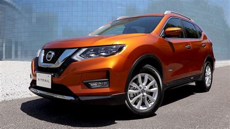 Nissan X Trail Hd Picture by 2018 Nissan Xtrail Rear Hd Wallpaper Car Preview And
