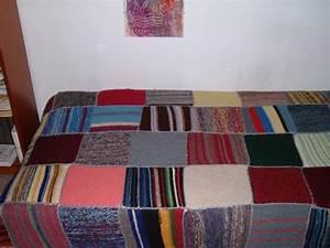 Decke Stricken Patchwork : patchworkdecke stricken frag mutti ~ Watch28wear.com Haus und Dekorationen