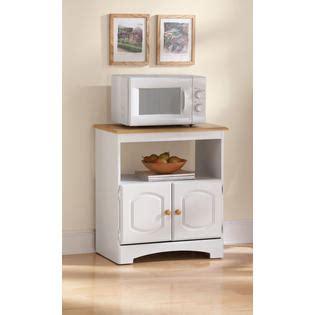 Kitchen Utility Description by Furniture 2 Shelf Kitchen Utility Stand In White