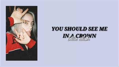 """""""you Should See Me In A Crown"""" (traduction"""