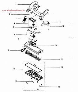 Dyson Dc07 Parts Diagram