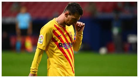 Real Sociedad vs Barcelona: Messi ruled out of Supercopa ...