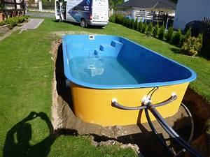 Obetonování bazénu