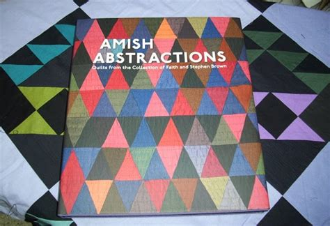 quiltvilles quips snips book review amish abstractions