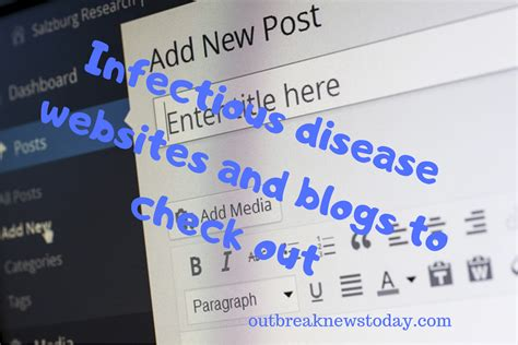 infectious disease websites  blogs worth checking