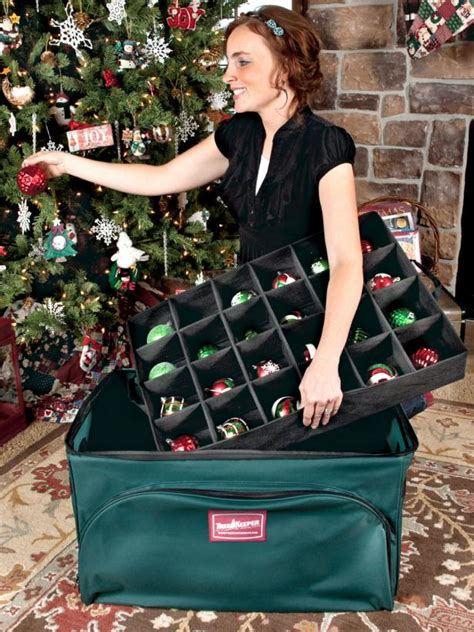 tips tricks  gadgets  storing christmas decorations